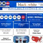 PowerBall Vereinigten Staaten Online Spielen