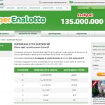 Italienisch SuperEnalotto Lotterie